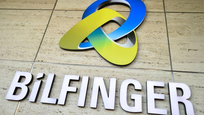 Auf Jahressicht hat die Bilfinger-Aktie mehr als 40 Prozent an Wert verloren