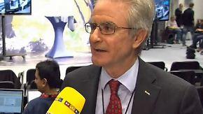 """Esa-Flugchef Paolo Ferri bei n-tv: """"Moment der Trennung von 'Philae' war sehr wichtig"""""""