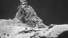 """Mission """"Rosetta"""" auf dem Höhepunkt: """"Philae"""" schickt Fotos an die Erde"""