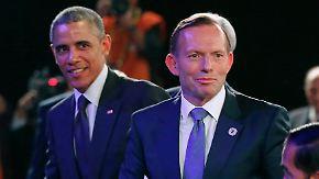 Vieraugengespräch mit Putin: EU und USA fordern neue Sanktionen bei G20-Gipfel