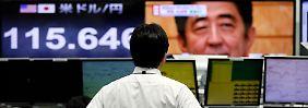 Keine Besserung in Sicht: Japans Wirtschaft rutscht in Rezession