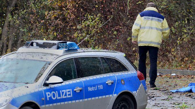 Familienstreit in Homberg: Familienvater sprengt sich mit Wagen in die Luft