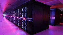 """Weltrangliste der Großrechner: """"Milchstraße"""" ist König der Supercomputer"""