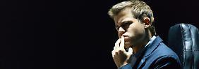 Na gut, einigen wir uns auf Unentschieden: Magnus Carlsen.