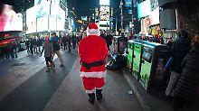 Inside Wall Street: Angst um die Weihnachtsrally