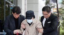 Illegale Überladung und Umbauten: Sewol-Betreiber muss zehn Jahre in Haft