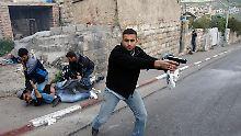 Schutz gegen Anschläge: Israels Bürger dürfen sich bewaffnen
