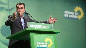 Bundesparteitag in Hamburg: Grüne streiten über künftigen Kurs