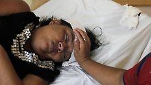 Ausbreitung der Chikungunya-Epidemie: Hunderttausende von Virus betroffen