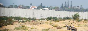 Zwischenfall am Gazastreifen: Israelische Soldaten erschießen Palästinenser