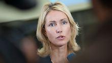 Person der Woche: Manuela Schwesig - märkische Gouvernante
