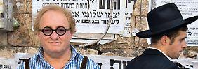 Von Gutmenschen und Antisemiten: Allein mit Tenenbom