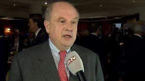 """Martin Richenhagen im n-tv Interview: """"Wir brauchen kompetente Politiker"""""""