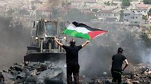 Entwurf für UN-Resolution: Arabische Liga fordert Palästina-Zeitplan