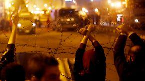 Zwei Demonstranten sterben: Proteste nach Mubarak-Freispruch