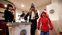 Richtungswahl im Spannungsfeld zwischen Russland und dem Westen: In der Republik Moldau zeichnet sich ein Regierungswechsel ab.