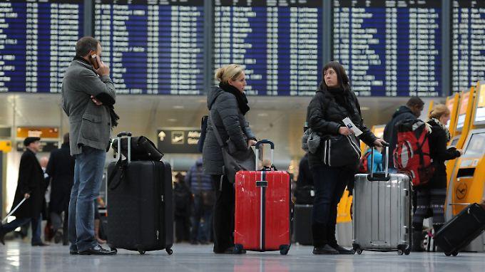 Müssen sich Reisende wieder auf lange Schlangen einstellen?