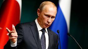 """Putin gibt EU die Schuld: Erdgasleitung """"South Stream"""" vor dem Aus"""