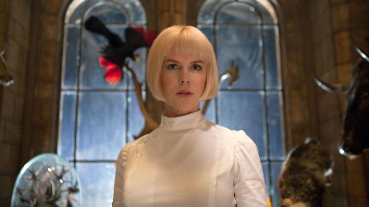Die böse Tierpräparatorin Millicent wird von Nicole Kidman gespielt.