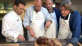n-tv Ratgeber: Die Männerkochschule: Weihnachtsbraten