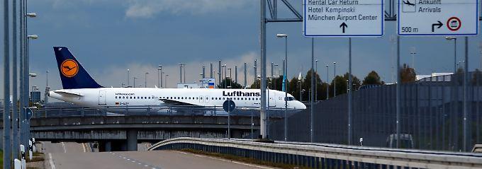 Streik Nr. 10 reißt klaffende Lücken in den Flugplan: Kurz- und Mittelstrecke sind nicht betroffen.