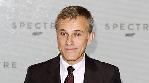 """Waltz als """"Spectre""""-Bösewicht: James-Bond-Regisseur Mendes """"könnte nicht glücklicher sein"""""""