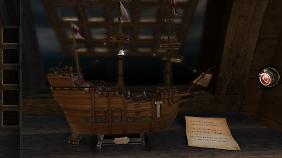 In The Room Two muss man genau hinsehen. Auch dieses Schiff birgt viele Geheimnisse.