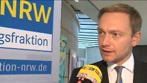 """Christian Lindner im n-tv Interview: """"Was die CDU beschlossen hat, ist ein Witz"""""""
