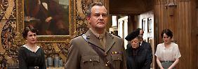 """Soldat trägt falsche Orden: Queen moniert Fehler in """"Downton Abbey"""""""