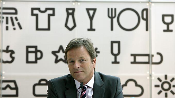 Flughafen-Chef Michael Garvens.