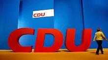 Themenseite: CDU