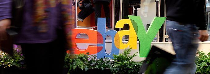 """""""Wir bereiten Ebay und Paypal darauf vor, erfolgreich als eigenständige Unternehmen zu arbeiten."""""""