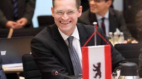 Wowereit-Abschied nach 13 Jahren: Müller ist Berlins neuer Regierender Bürgermeister