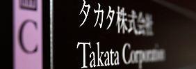 Takata droht in den USA eine Strafe.