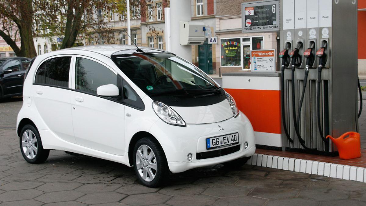 Elektroautos Im Test