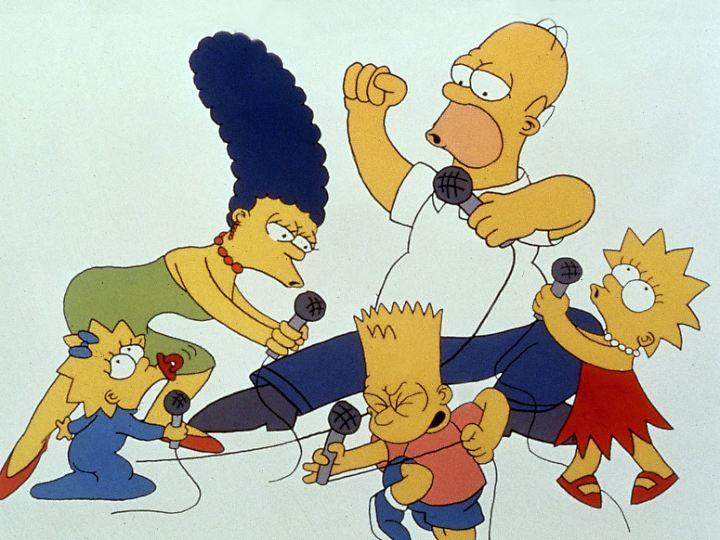 Die frühen Simpsons - in vielerlei Hinsicht waren sie noch nicht so glattgeschliffen.
