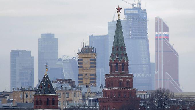 Verzweiflungstat der russischen Zentralbank.