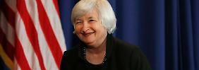 Keine Leitzinserhöhung: US-Notenbank spielt auf Zeit