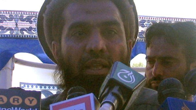 Zaki-ur-Rehman Lakhvi soll für den Tod von fast 170 Menschen verantwortlich sein.