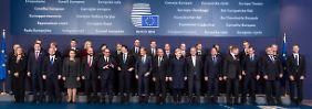 Trotz Auswirkungen auf Europa: EU-Gipfel hält an Sanktionen gegen Russland fest