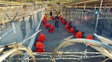 Neue Guantánamo-Studie: USA halten Afghanen ohne Beweise fest