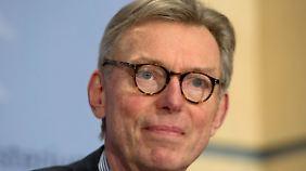 Christopher Pleister legt zum Jahresende sein Amt als Soffin-Chef nieder.