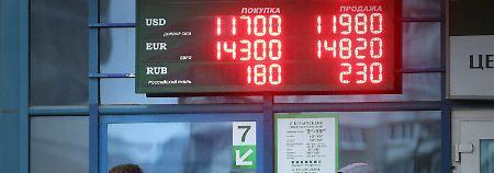 Im Abwärtssog Russlands: Weißrussland beschließt harte Maßnahmen