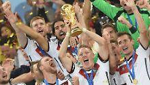 In Baden-Baden wurde nicht ganz so schön gejubelt wie nach dem Gewinn der Weltmeisterschaft in Rio de Janeiro.