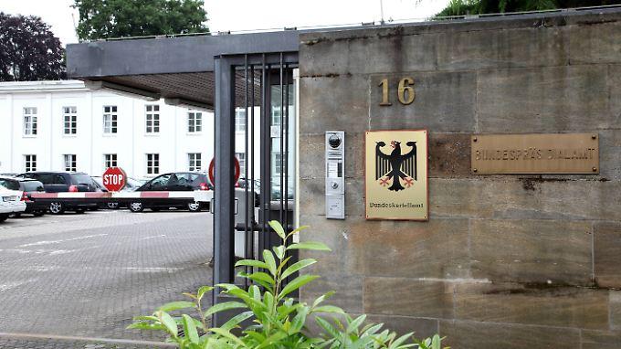 Das Bundeskartellamt hat seinen Sitz in Bonn.