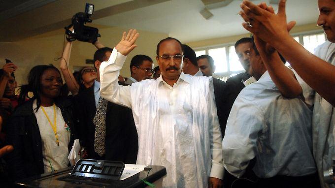 Abdel Aziz ist Präsident Mauretaniens, wo Staat und Religion untrennbar verbunden sind.