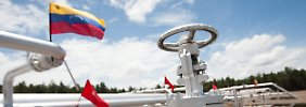 Preisverfall, Rezession, Inflation: Venezuelas Ölreichtum wird zum Fluch