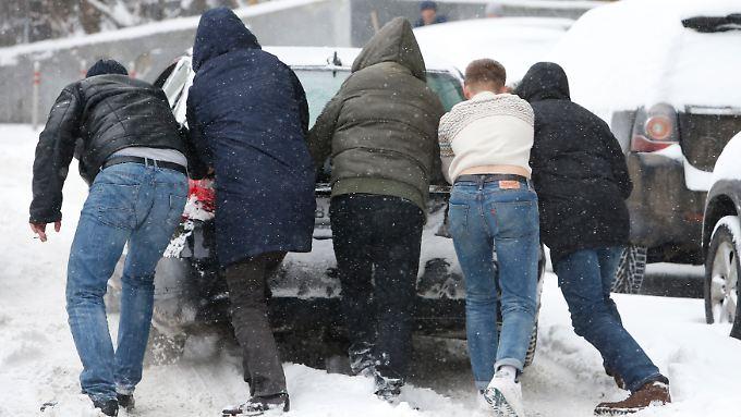 Russlands Wirtschaft kommt im November nicht mehr voran.