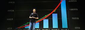Rieseneinnahmen mit Smartphones: Xiaomi mausert sich zum wertvollsten Startup
