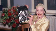 Luise Rainer im Jahr 1998.